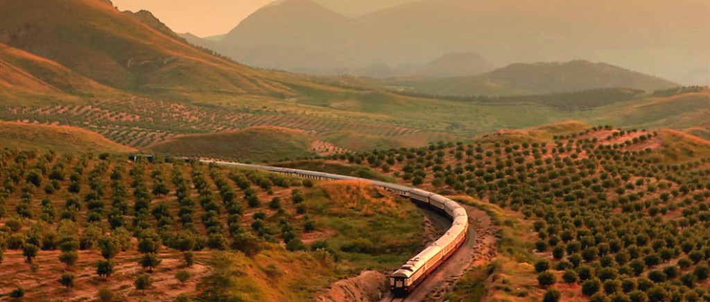 Al-Andalus Train - Luxury Train Travel