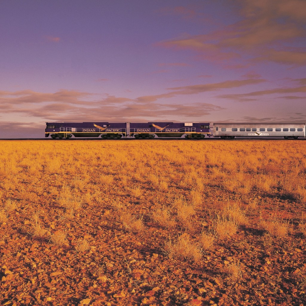 Australian Great Southern Rail