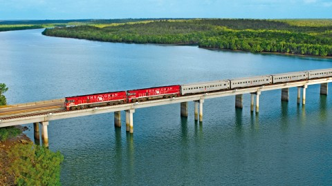 The Ghan Expedition: Darwin-Adelaide (4 days/3 nights)