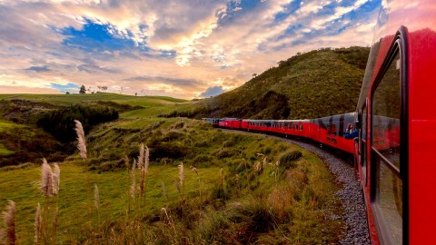 Train to the Clouds: Guayaquil-Quito (4 days/4 nights)