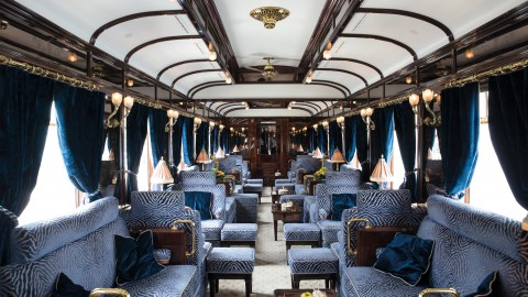 Into the Orient Express