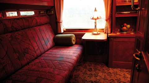 Into Orient Express